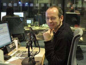 Detlef Löschmann - rbb-Inforadio